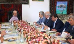 В крепости Нарын-Кала обсудили развитие туризма в Дагестане