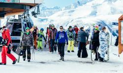 Курорт «Архыз» подвел итоги зимнего сезона и открыл планы на лето