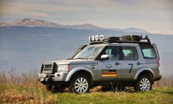 Экспедиция Land Rover стартует в Кабардино-Балкарии