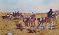Шелковый путь по кавказским землям