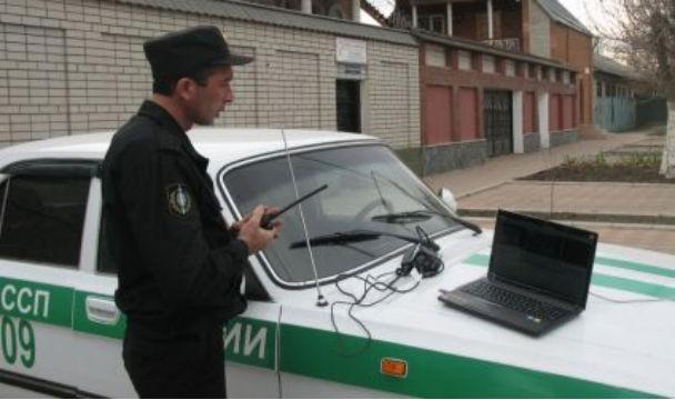 В Черкесске судебные приставы проводят рейды по должникам (ВИДЕО)