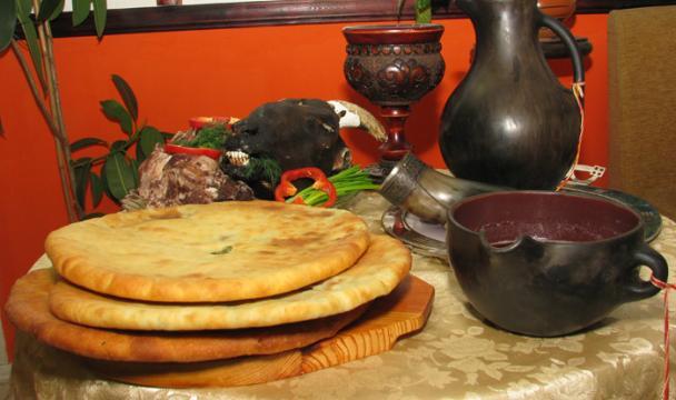 ВДень города иреспублики воВладикавказе пройдет фестиваль осетинских пирогов