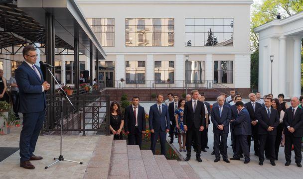 Азербайджанские инвесторы построили на Кавминводах санаторий на 400 мест