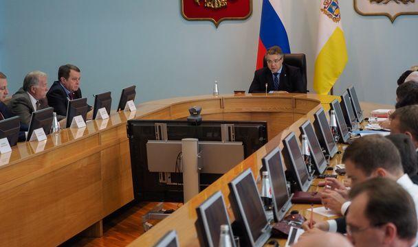 Доходы бюджета Ставрополья увеличились на2,4 млрд. руб.