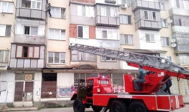 Пожарные вКБР непозволили женщине совершить самоубийство