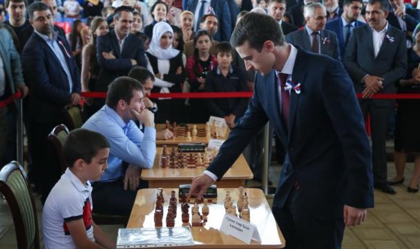 ВИнгушетии шахматы могут стать обязательным предметом вшколах