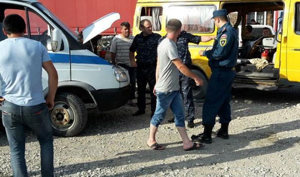 Два человека погибли ипятеро пострадали вкрупном ДТП вЧечне