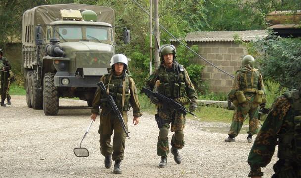 Силовики устранили троих боевиков вдагестанском селе Губден