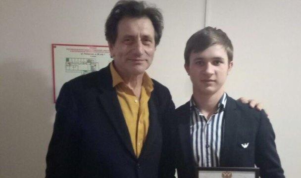 Воспитанник махачкалинской Школы искусств стал победителем конкурса «Молодые дарования России»