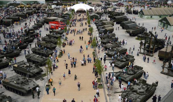 Чечня представит собственный проект врамках интернационального форума «Армия-2016»