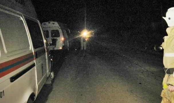 Авария вЧегемском районе КБР: есть пострадавшие
