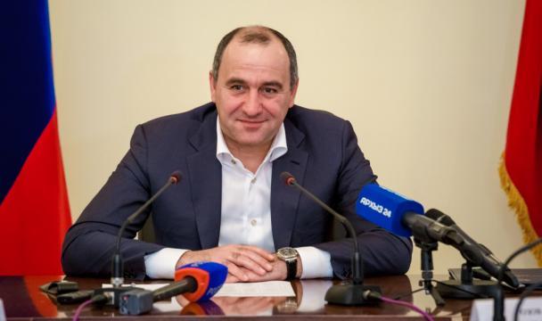 Рамзан Кадыров поздравил Дмитрия Пескова сднем рождения