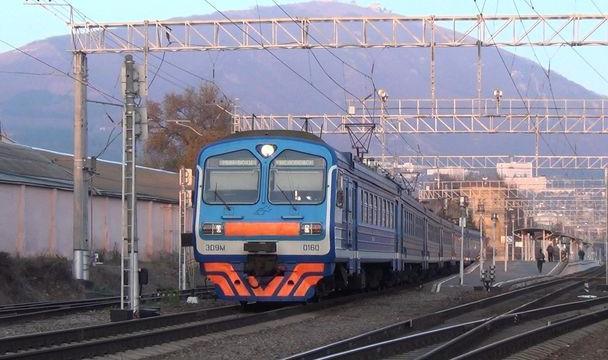 НаКМВ стоимость проезда впригородных поездах снизится практически на40%