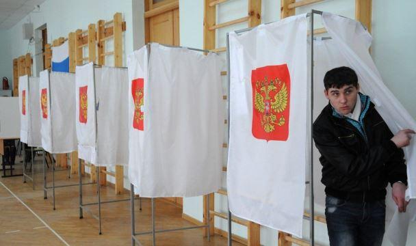 Появке навыборах лидирует Северный Кавказ