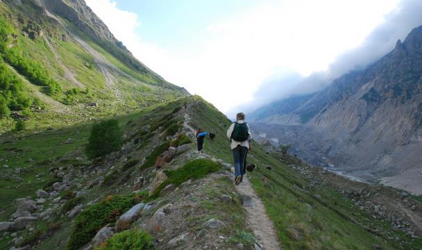 Вгорах КБР спасли альпиниста из республики Белоруссии