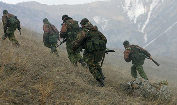 Вгорном ущелье Дагестана спецназ ликвидировал 2-х боевиков