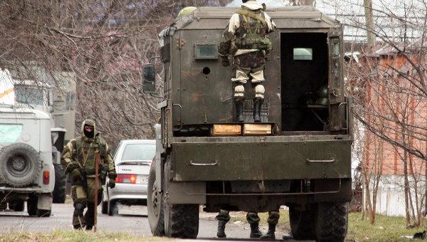ВДагестане ликвидирован боевик, открывший огонь пополицейским
