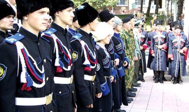 Участниками «Казачьих игр» наСтаврополье впервый раз стали дагестанцы