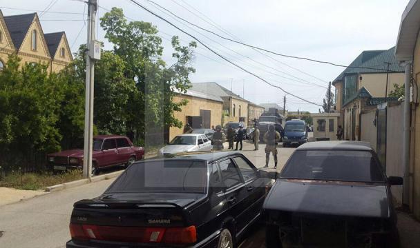 Вдоме прежнего главы города Дербента идут обыски