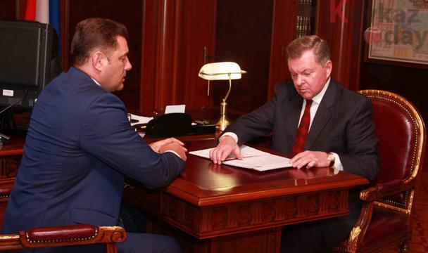 Губернатор Ставрополья Владимиров поддержал потребность принятия плана развития Кисловодска