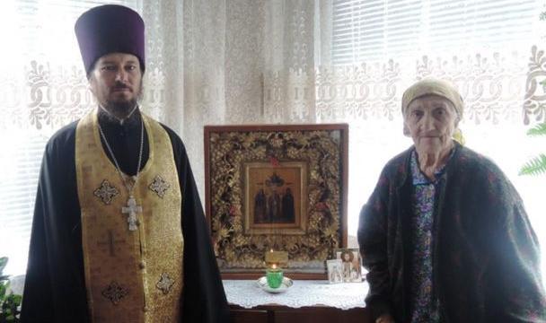 НаСтаврополье прихожанка возвратила храму утерянную практически сто лет назад икону