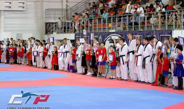 Молодой пензенский спортсмен завоевал бронзу напервенстве РФ потхэквондо