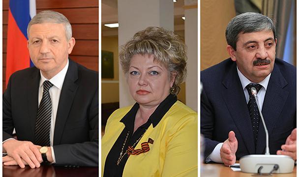 Владимир Путин предложил претендентов надолжность глав республик КЧР иСеверной Осетии