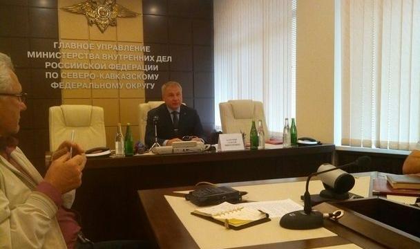 Ситуация всфере оборота оружия наСеверном Кавказе остается трудной — МВД