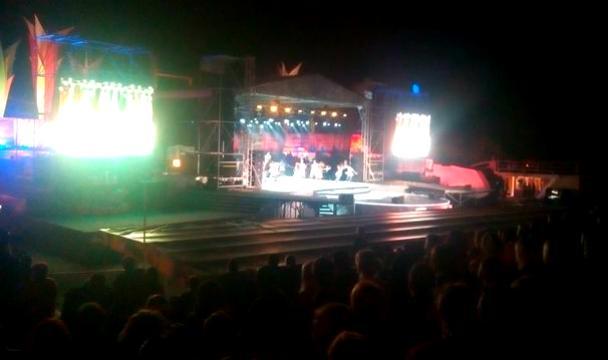 Руководитель Ставрополья разделил с городскими жителями праздничную атмосферу вПятигорске