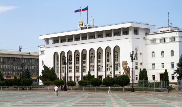 Руководителя ОАО«Корпорация развития Дагестана» освободили отдолжности