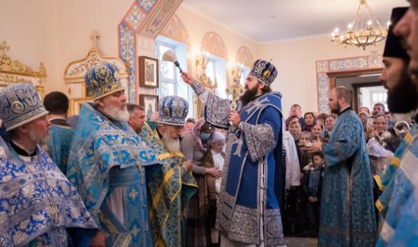 Храм Покрова Пресвятой Богородицы вПятигорске отреставрировали