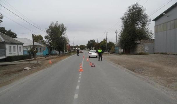 10-летнюю девочку вБлагодарном сбил шофёр «ВАЗа»