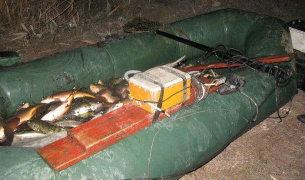 как ловить рыбу электроудочкой