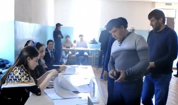 Явка навыборах вДагестане составила неменее 70%