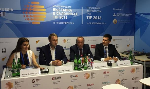 ВГреции будут торговать минеральную воду изСтавропольского края