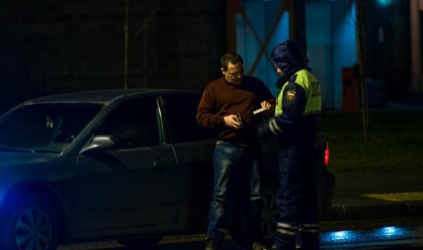 Завыходные вНовгородской области задержали неменее 40 нетрезвых водителей