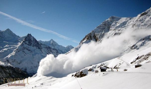 Высокая лавиноопасность объявлена вгорах КБР