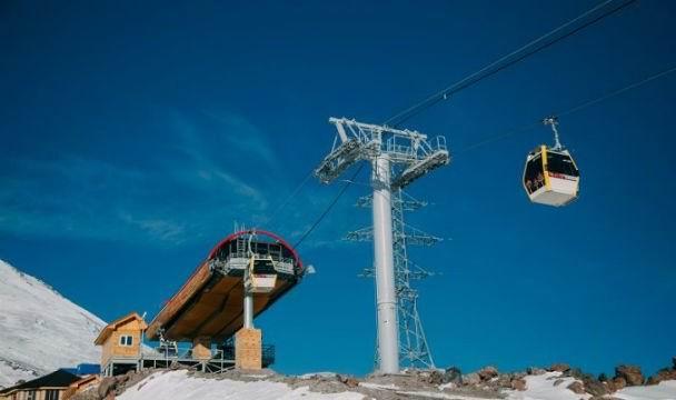 В России откроется самая высокая канатная дорога в Европе