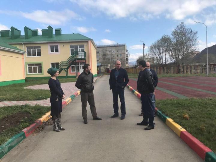 Два новых детсада откроют в Карачаевском районе в этом месяце