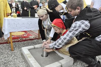 В Зеленчукском районе КЧР появится новый православный храм